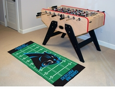"Carolina Panthers Runner 30""x72"" Floor Mat"