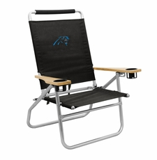Carolina Panthers  - Seaside Beach Chair