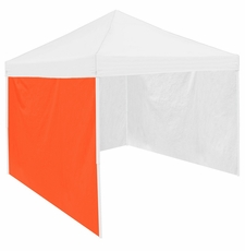 Carrot Tent Side Panel for Logo Canopy Tailgate Tents