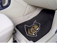 Central Florida Knights 2-Piece Carpeted Car Mats Front Set