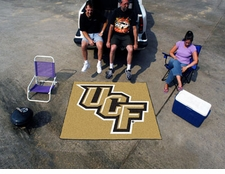 Central Florida Knights 5'x6' Tailgater Floor Mat