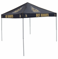 Central Florida Knights Black Logo Canopy Tailgate Tent