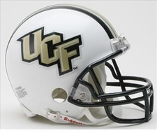 Central Florida Knights Riddell Replica Mini Helmet
