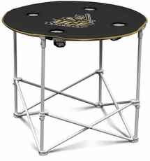 Central Florida Knights Round Tailgate Table