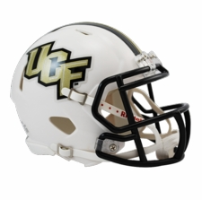 Central Florida Knights Riddell Speed Mini Helmet