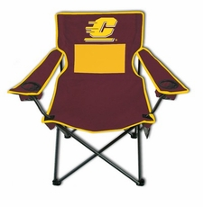 Central Michigan Chippewas Monster Mesh Chair