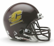 Central Michigan Chippewas Riddell Replica Mini Helmet