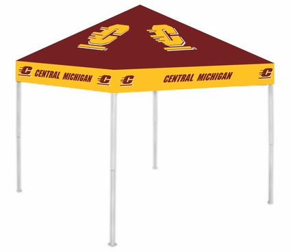Central Michigan Chippewas Rivalry Tailgate Canopy Tent