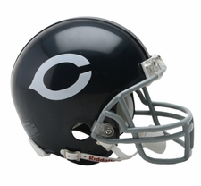 Chicago Bears 1957-72 Throwback Replica Mini Helmet