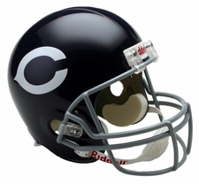 Chicago Bears 1962-73 Throwback Riddell Deluxe Replica Helmet