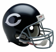 Chicago Bears 1962-73 Throwback Riddell Pro Line Helmet