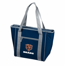 Chicago Bears  30 Can Cooler Tote