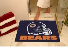 "Chicago Bears 34""x45"" All-Star Floor Mat"