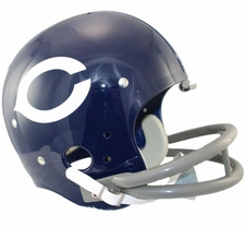 Chicago Bears Classic TK 1962-73 Throwback Riddell Replica Helmet