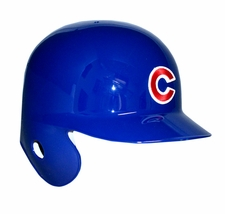 Chicago Cubs Right Flap Rawlings Authentic Batting Helmet