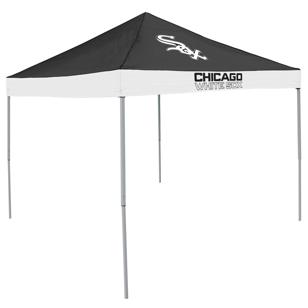 Chicago White Sox Economy 2-Logo Canopy Tailgate Tent - Chicago White Sox  sc 1 st  Bowl Bound & Chicago White Sox Economy 2-Logo Canopy Tailgate Tent - Chicago ...