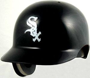 Chicago White Sox Right Flap Rawlings Authentic Batting Helmet