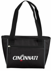Cincinnati Bearcats 16 Can Cooler Tote
