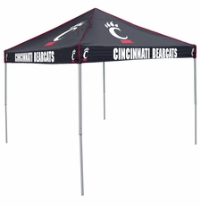 Cincinnati Bearcats Colored Logo Canopy Tailgate Tent