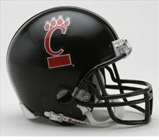 Cincinnati Bearcats Riddell Replica Mini Helmet
