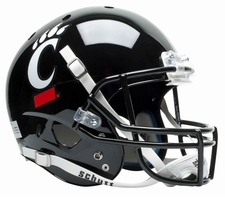 Cincinnati Bearcats Schutt XP Full Size Replica Helmet