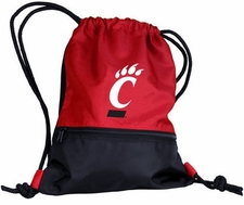 Cincinnati Bearcats String Pack / Backpack