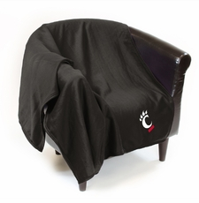 Cincinnati Bearcats Sweatshirt Throw Blanket