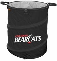 Cincinnati Bearcats Tailgate Trash Can / Cooler / Laundry Hamper