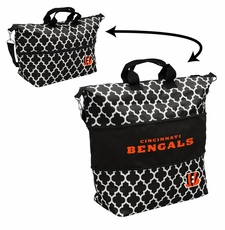 Cincinnati Bengals  - Expandable Tote (patterned)
