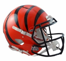 Cincinnati Bengals Revolution Speed Riddell Authentic Helmet