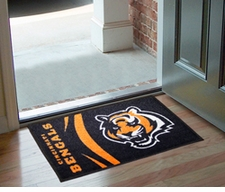 "Cinncinati Bengals 20""x30"" Uniform-Inspired Floor Mat"