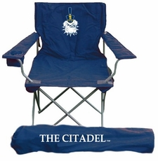 Citadel Bulldogs Rivalry Adult Chair