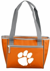 Clemson Tigers 16 Can Cooler Tote