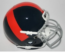 Clemson Tigers 1995 Schutt Throwback Mini Helmet