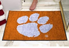 "Clemson Tigers 34""x45"" All-Star Floor Mat"