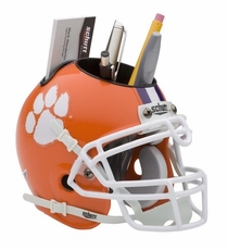 Clemson Tigers Helmet Desk Caddy