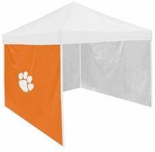Clemson Tigers Orange Side Panel for Logo Tents