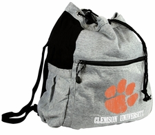 Clemson Tigers Sport Pack Backpack