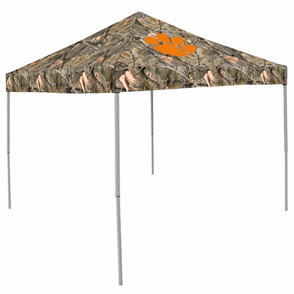 Clemson Tigers Timberline Logo Canopy Tailgate Tent