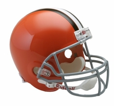 Cleveland Browns 1962-74 Throwback Riddell Deluxe Replica Helmet
