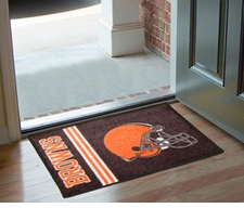 "Cleveland Browns 20""x30"" Uniform-Inspired Floor Mat"