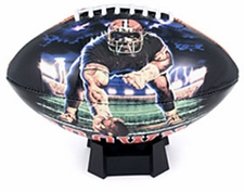 Cleveland Browns Attitude High Gloss Junior Size Football