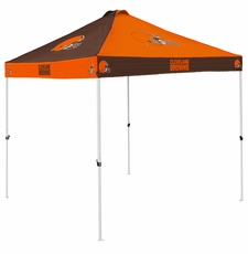 Cleveland Browns  - Checkerboard Tent