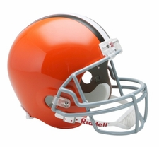 2006-2014 Cleveland Browns Full-Size Deluxe Replica Helmet