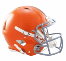 Cleveland Browns Revolution Speed Riddell Authentic Helmet 2006-2014