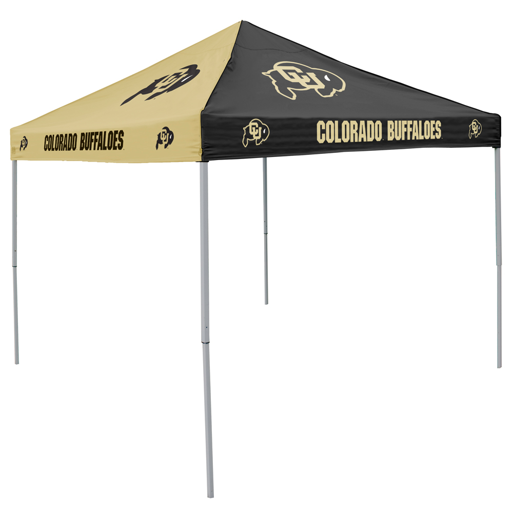 Colorado Buffaloes Black / Gold Logo Canopy Tailgate Tent  sc 1 st  Bowl Bound & NCAA Tailgate Canopy Tents (Checkerboard Colored u0026 Pinwheel) - Home