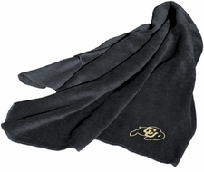 Colorado Buffaloes Fleece Throw