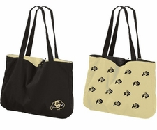 Colorado Buffaloes Reversible Tote Bag