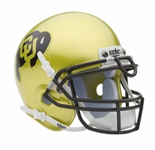 Colorado Buffaloes Schutt Authentic Mini Helmet