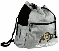 Colorado Buffaloes Sport Pack Backpack